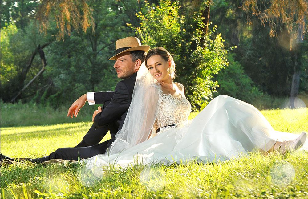Plener ślubny Joanna iPrzemysław