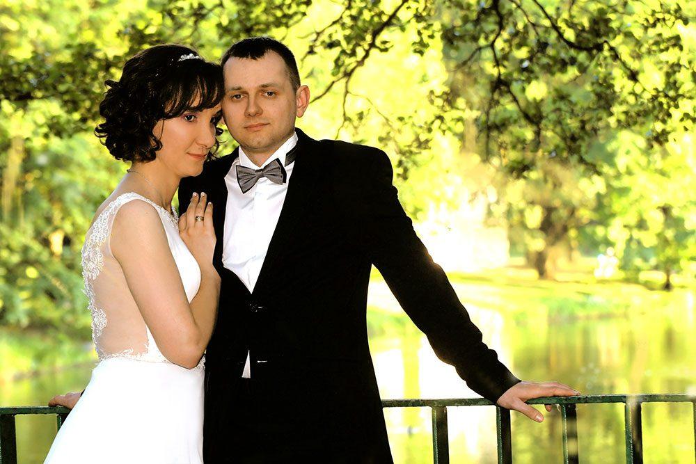 Plener ślubny Kasia i Jarek