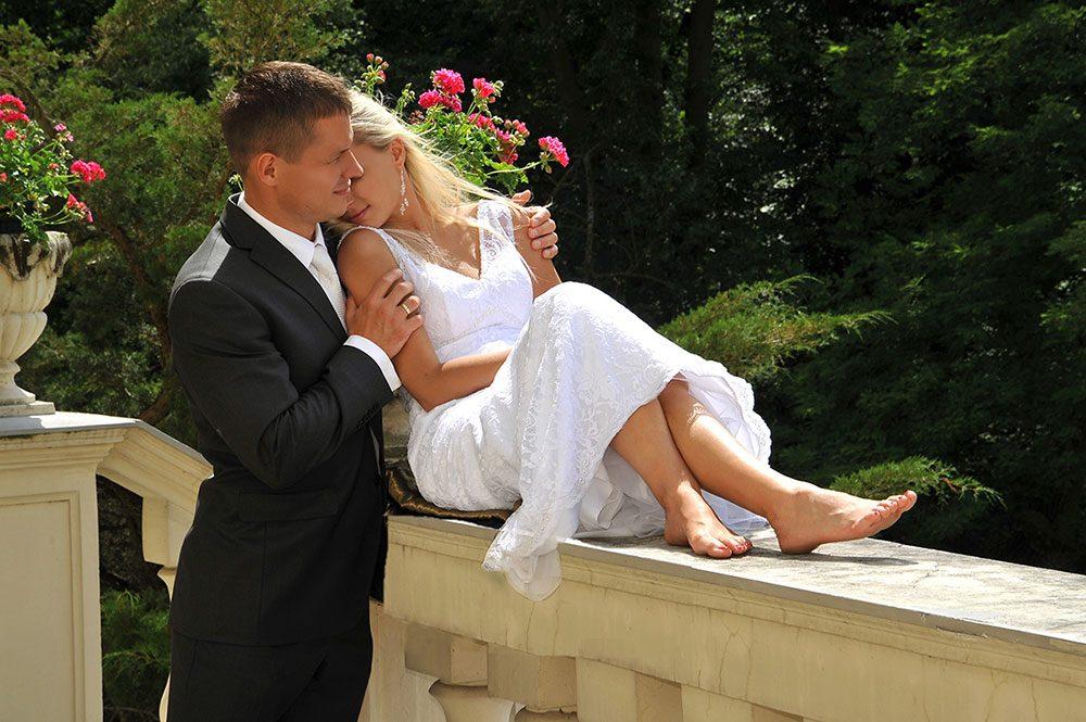 Plener ślubny Marta i Adam